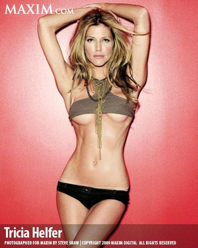 Photo Lucifer Season 3 Tricia Helfer As The Mother: Page 3 Pictures, Naked, Oops, Topless