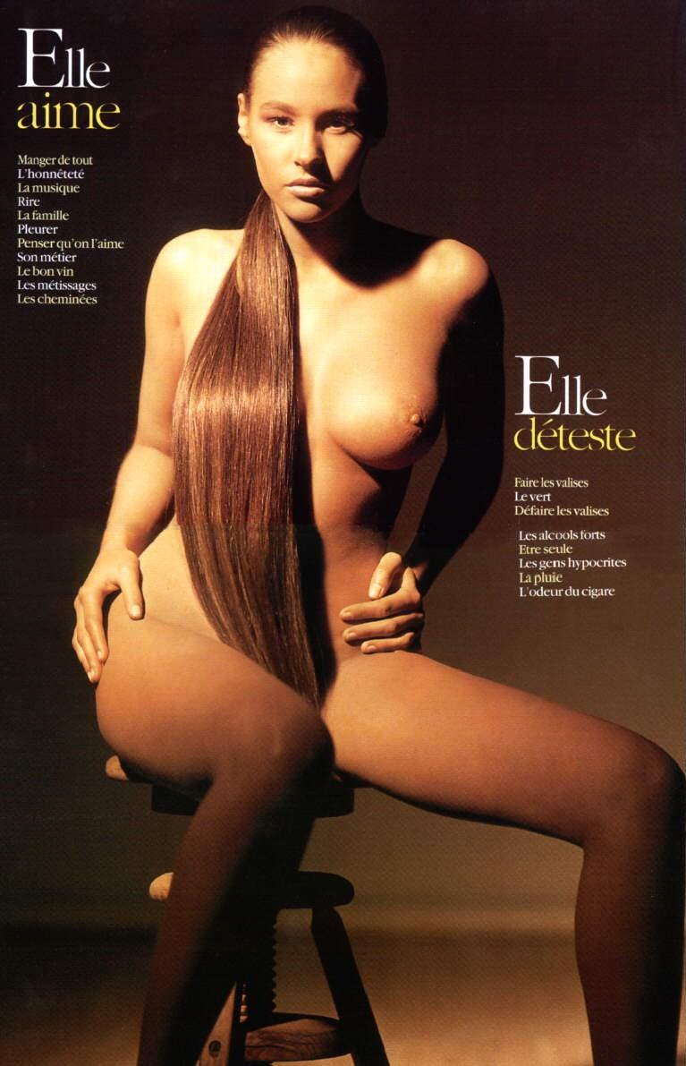 Real naked pictures of vanessa hugessen