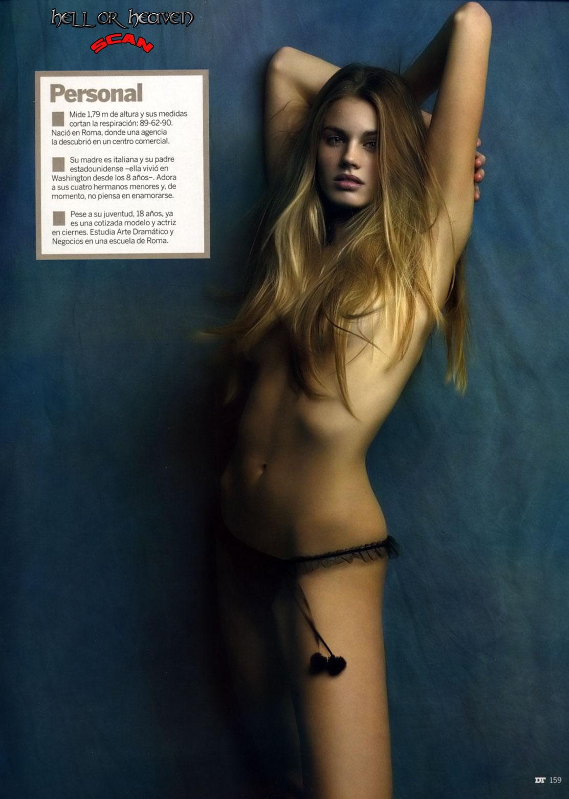 Vanessa Hessler nude - Page 3 pictures, naked, oops ...