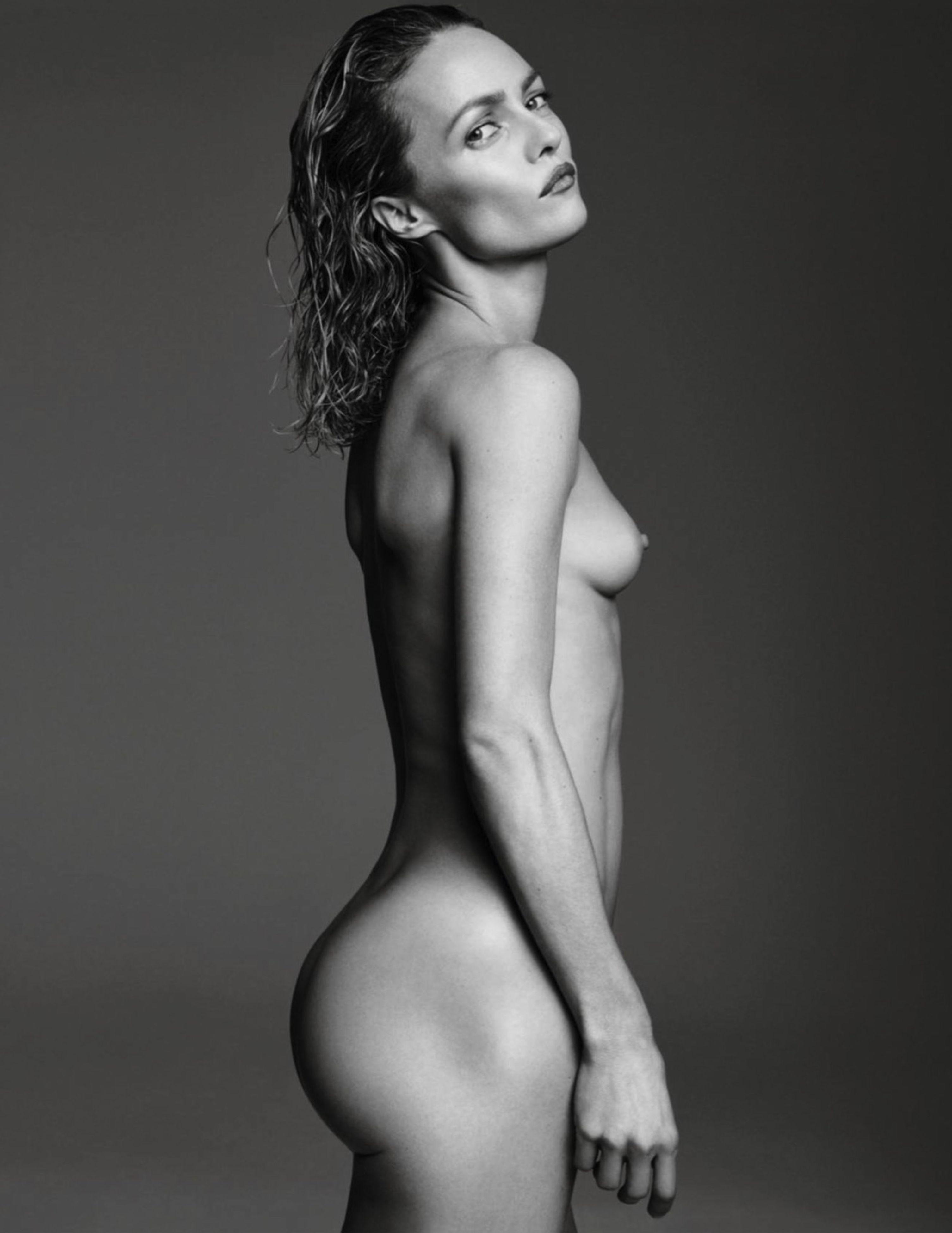 France model naked