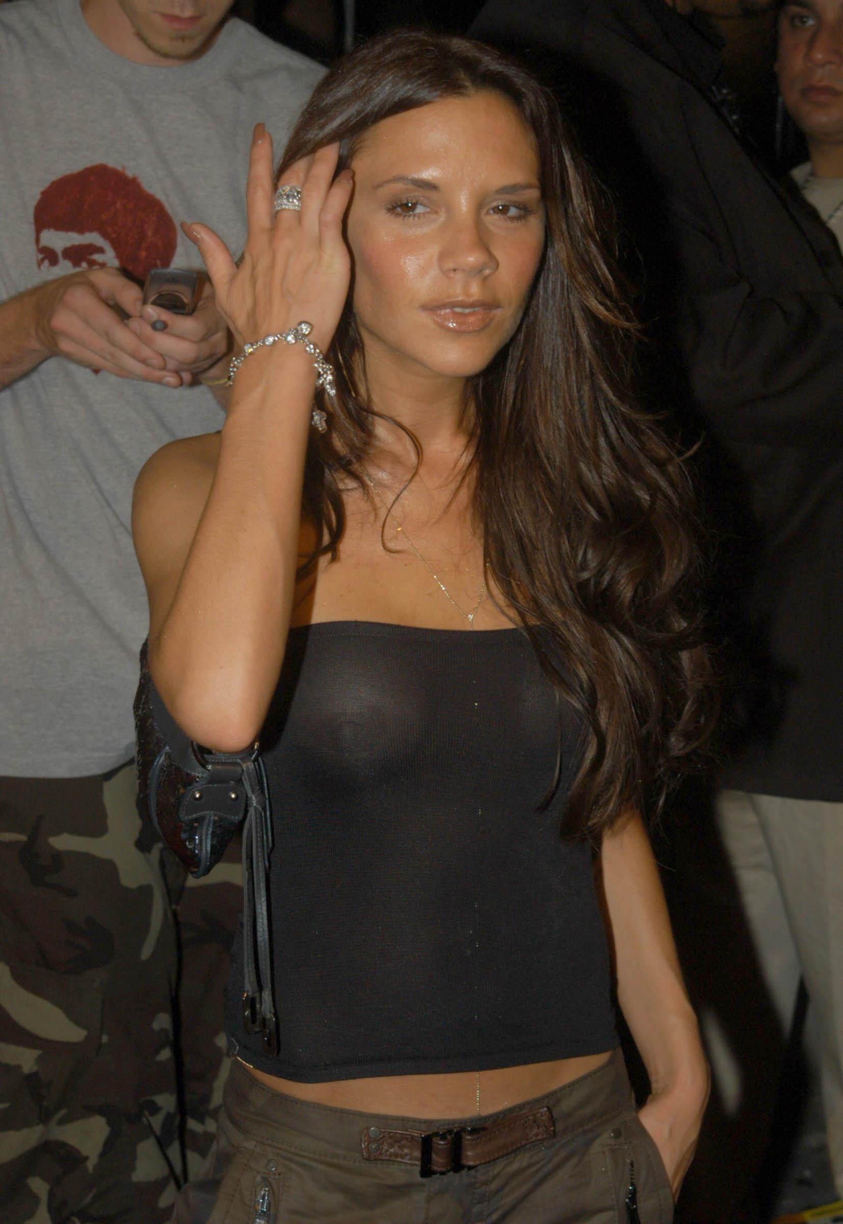 See and save as victoria beckham huge boobs dubai porn pict