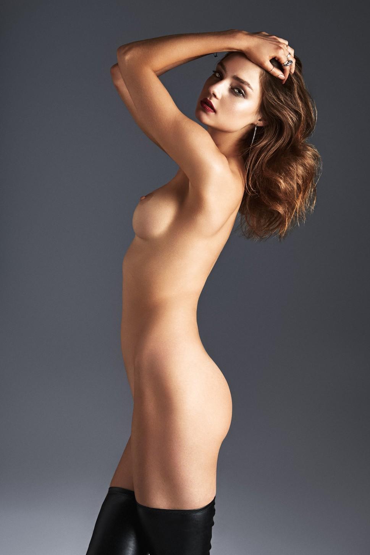 Teenagers naked photoshoot