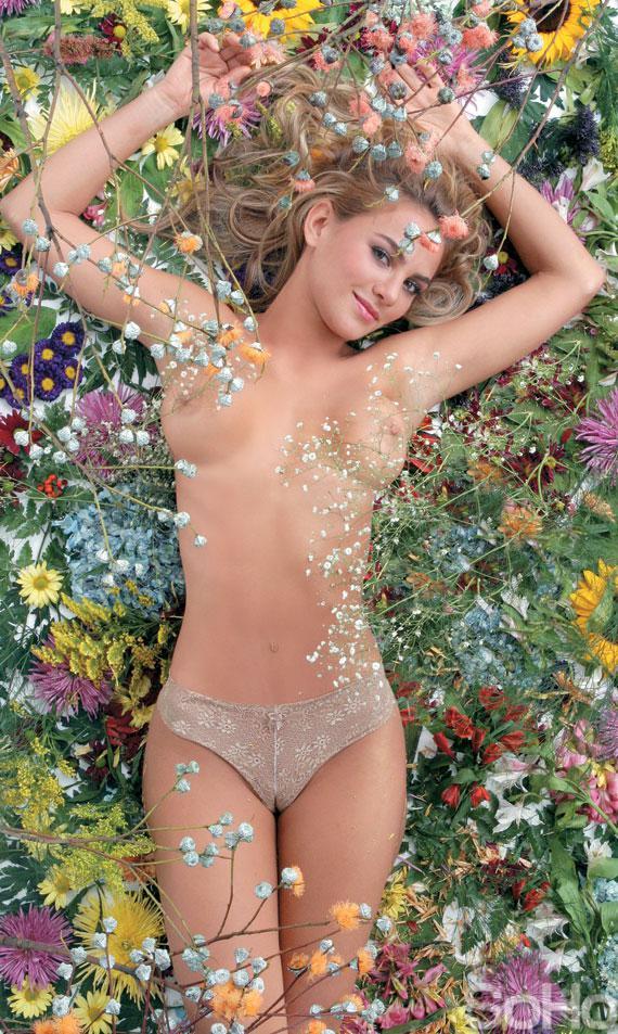 Miley cyrus nude waterfall
