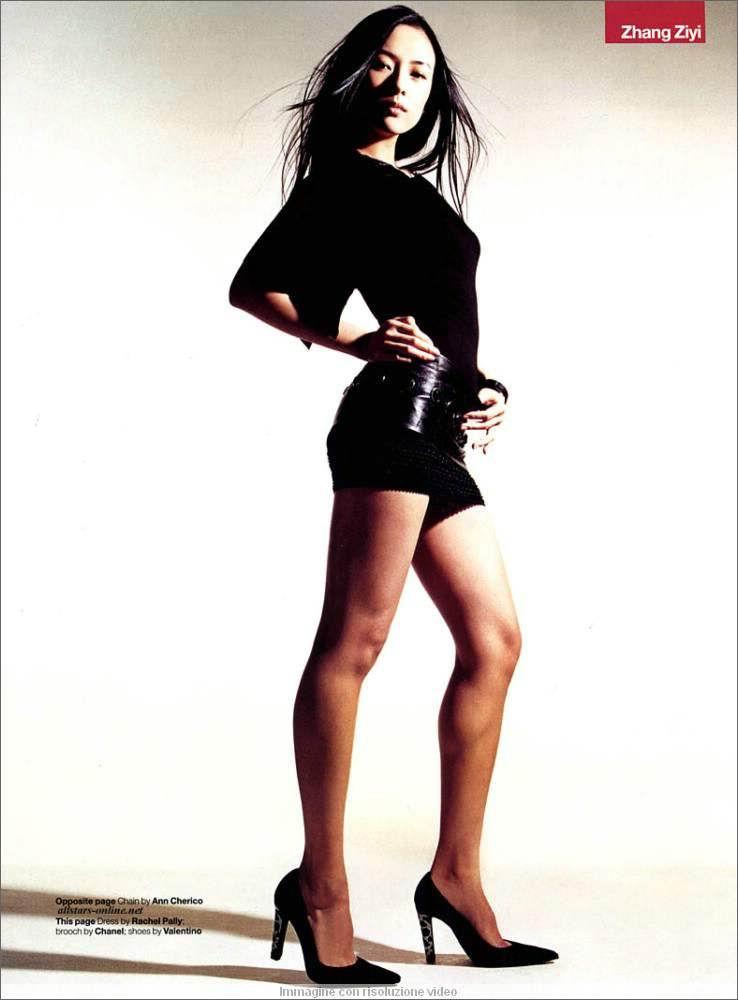 Zhang Ziyi desnuda - Fotos y Vdeos - ImperiodeFamosas