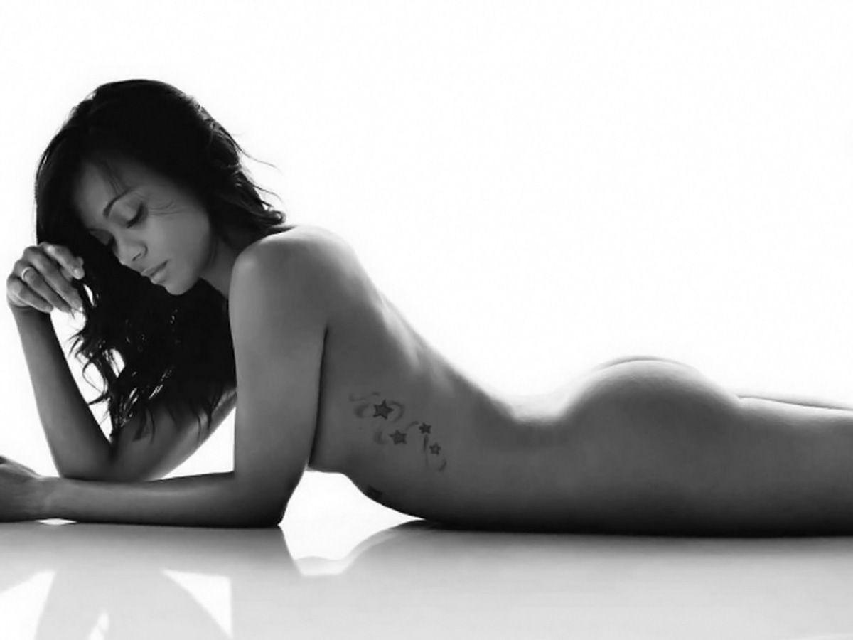 Zoe Saldana Nude, Naked - Pics And Videos - Imperiodefamosas-7728