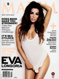 Eva Longoria en Maxim [2250x3000] [565.08 kb]