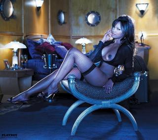 Garcelle Beauvais en Playboy Desnuda [1024x909] [266.43 kb]
