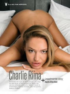 Charlie Riina en Playboy Desnuda [1094x1469] [212.2 kb]
