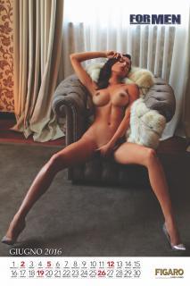 Mariana Rodríguez en Calendario For Men 2016 Desnuda [2835x4252] [1304.38 kb]