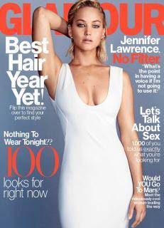 Jennifer Lawrence en Glamour [1250x1726] [264.72 kb]