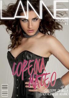 Lorena Mateo en Lanne Magazine [1060x1500] [305.76 kb]