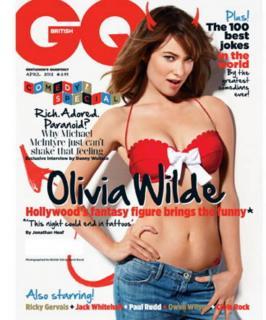 Olivia Wilde en Gq [1000x1200] [116.74 kb]