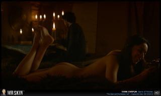 Oona Chaplin in Game Of Thrones Nude [1270x760] [73.12 kb]