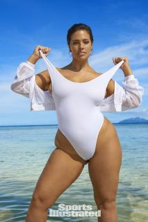 Ashley Graham en Si Swimsuit 2017 [1280x1920] [270.82 kb]
