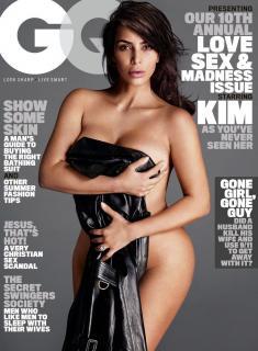 Kim Kardashian en Gq [800x1087] [227.21 kb]