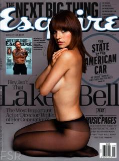 Lake Bell en Esquire [2224x3000] [696.38 kb]