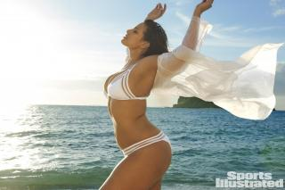 Ashley Graham en Si Swimsuit 2017 [1500x1000] [183.1 kb]