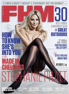 Stephanie Pratt en Fhm [1417x1913] [550.07 kb]