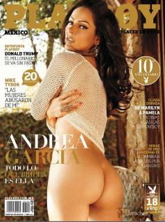 Andrea García en Playboy [984x1323] [218.18 kb]