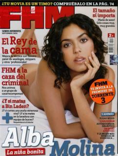 Alba Molina in Fhm [832x1100] [124.72 kb]