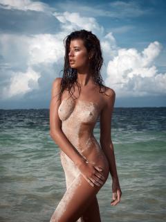Sarah McDaniel en Treats! Magazine Desnuda [2250x3000] [1426.58 kb]