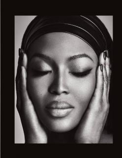 Naomi Campbell en Lui Magazine [1238x1592] [267.14 kb]