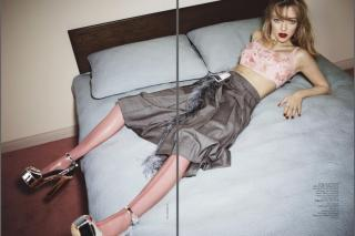 Amanda Seyfried en Vogue [1118x745] [170.53 kb]