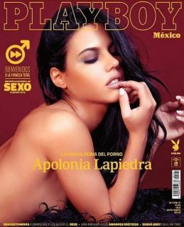 Apolonia Lapiedra in Playboy [524x646] [83.3 kb]