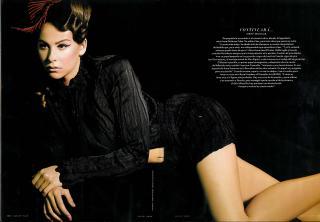 Irene Escolar en Vanity Fair [3096x2155] [535.78 kb]
