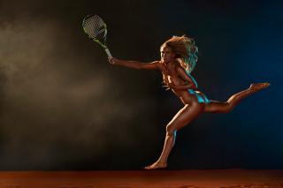 Caroline Wozniacki en Espn Bodyissue 2017 [2400x1600] [184.93 kb]