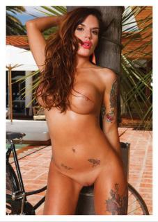 Sofía Clérici en Playboy Desnuda [1028x1447] [247.69 kb]