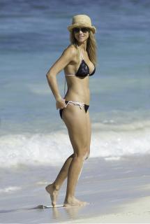 Elin Nordegren en Bikini [1549x2300] [210.03 kb]
