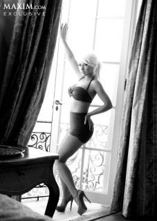 Christina Aguilera en Maxim [645x908] [80.45 kb]
