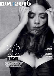 Salma Hayek in Gq [1041x1476] [262.25 kb]