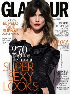 Adriana Ugarte en Glamour [987x1317] [343.64 kb]