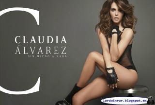 Claudia Álvarez en Gq [1600x1080] [165.42 kb]