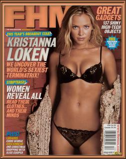 Kristanna Loken in Fhm [1024x1294] [262.51 kb]