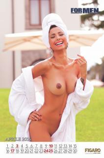 Mariana Rodríguez en Calendario For Men 2016 Desnuda [2835x4276] [1000.82 kb]