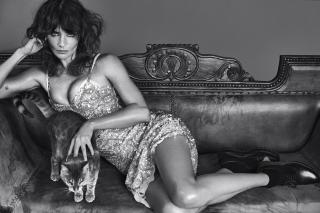 Helena Christensen en Vogue [2500x1667] [755.91 kb]