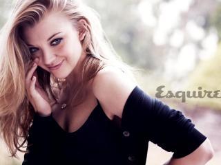 Natalie Dormer en Esquire [1200x900] [98.4 kb]