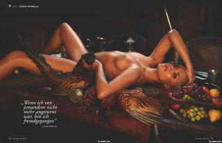 Sophia Thomalla en Playboy [3358x2180] [762.07 kb]