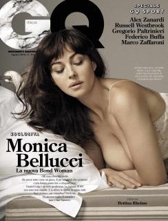 Monica Bellucci en Gq [2486x3248] [877.9 kb]