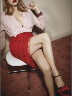 Amanda Seyfried en Vogue [768x1024] [186.47 kb]