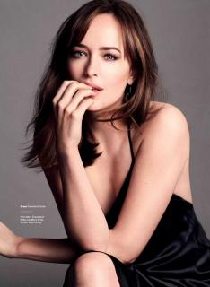Dakota Johnson en Glamour [1172x1600] [163.51 kb]