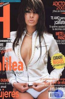 Galilea Montijo en Revista H [462x700] [62.97 kb]