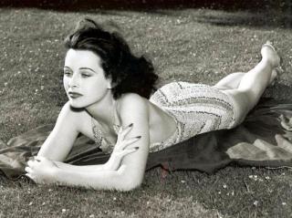 Hedy Lamarr [740x554] [79.6 kb]