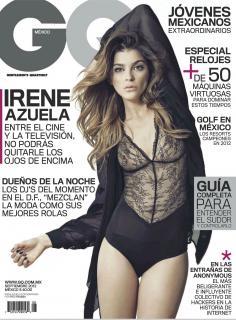 Irene Azuela en Gq [1651x2231] [642.59 kb]