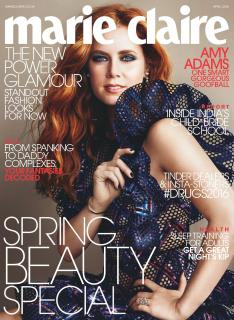 Amy Adams en Marie Claire [1904x2599] [994.79 kb]