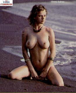 Emma Suárez en Topless Desnuda [739x900] [124.13 kb]