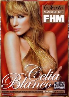 Celia Blanco en Fhm [876x1230] [186.82 kb]